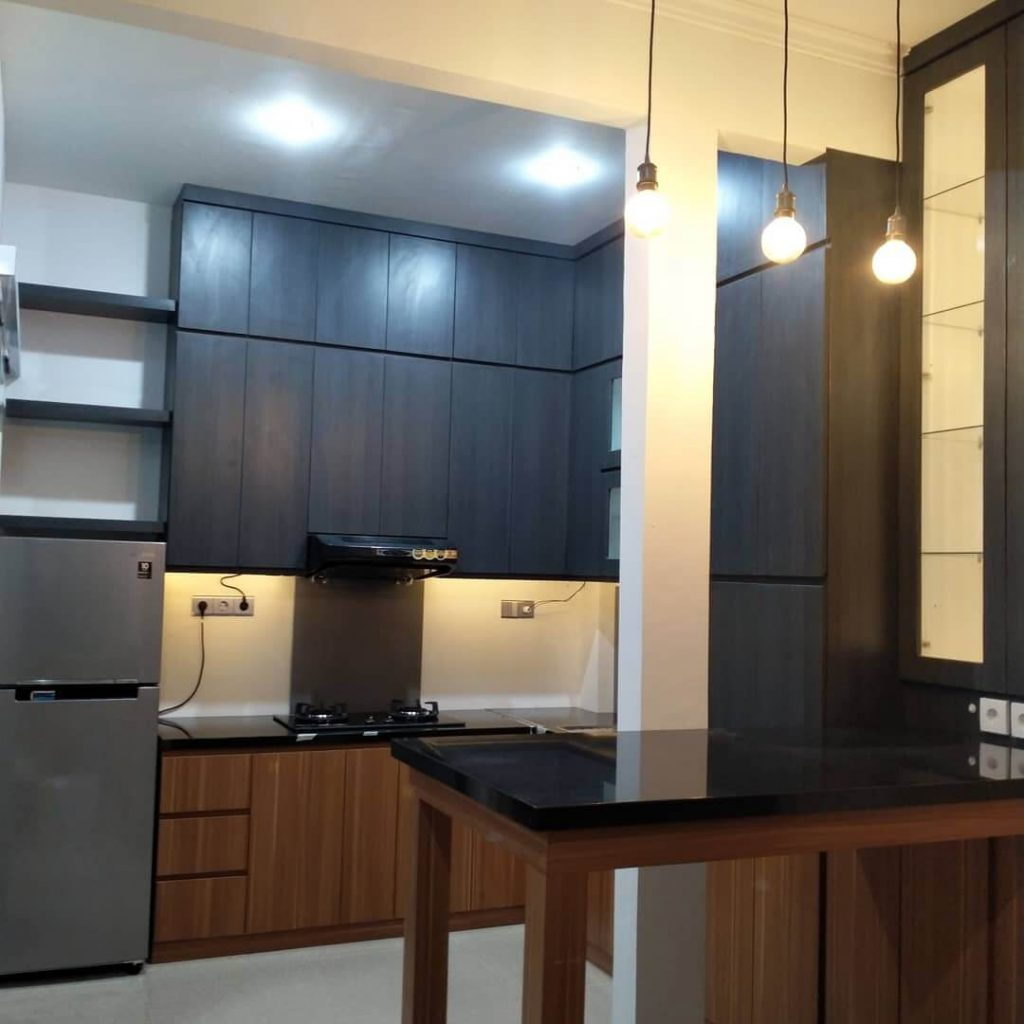 jasa pembuatan kitchen set 3