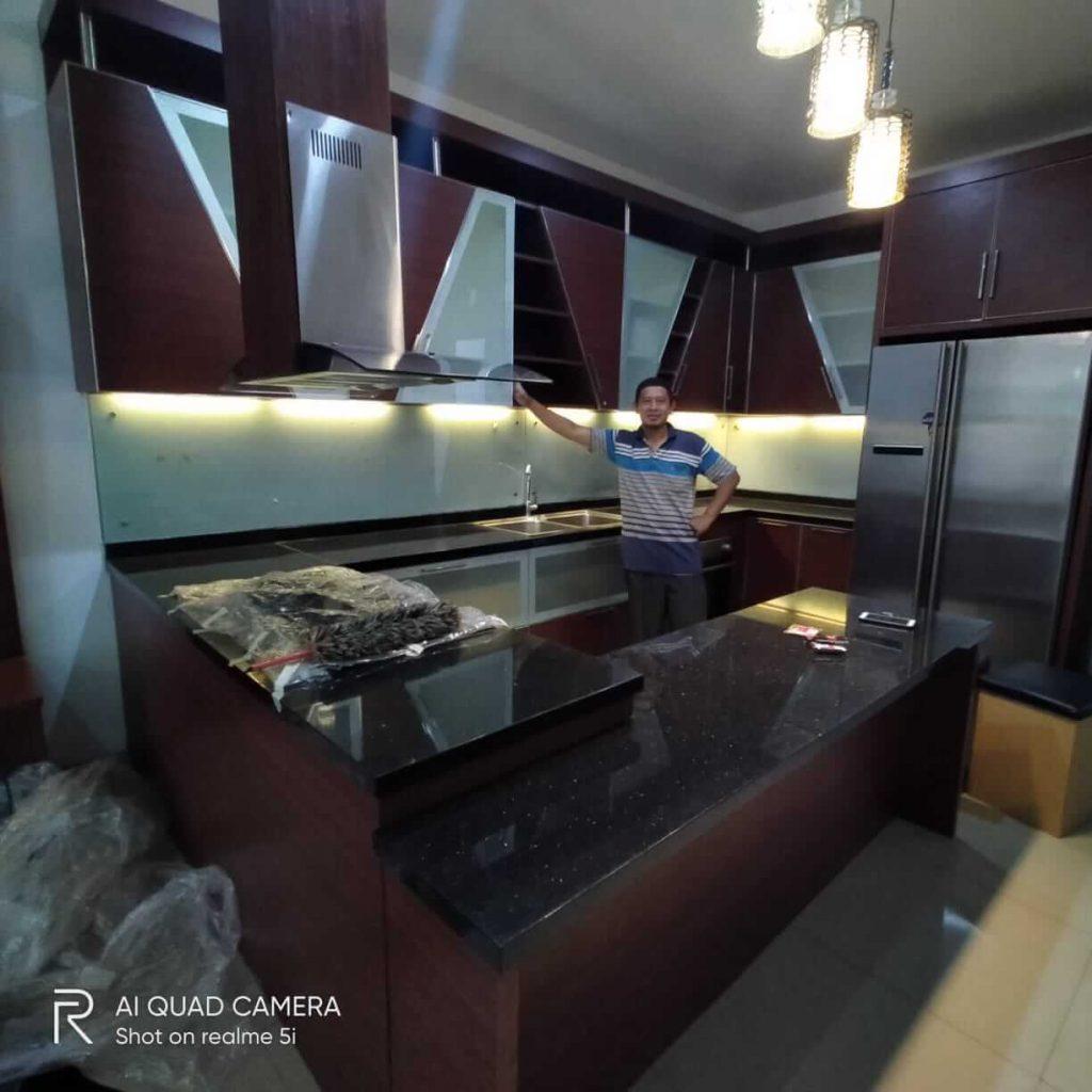 kitchen set minimalis murah 2