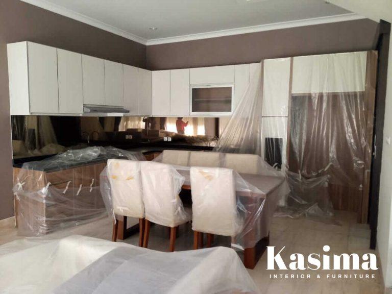 kitchen set modern mewah 1