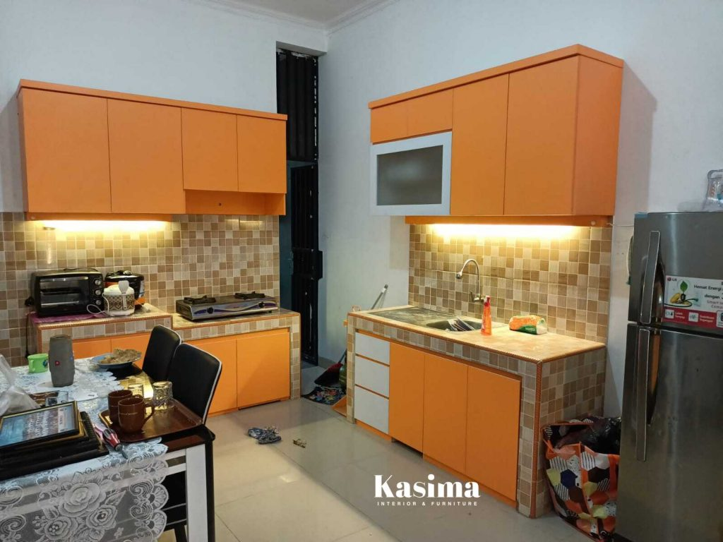 klien kitchen set malaka