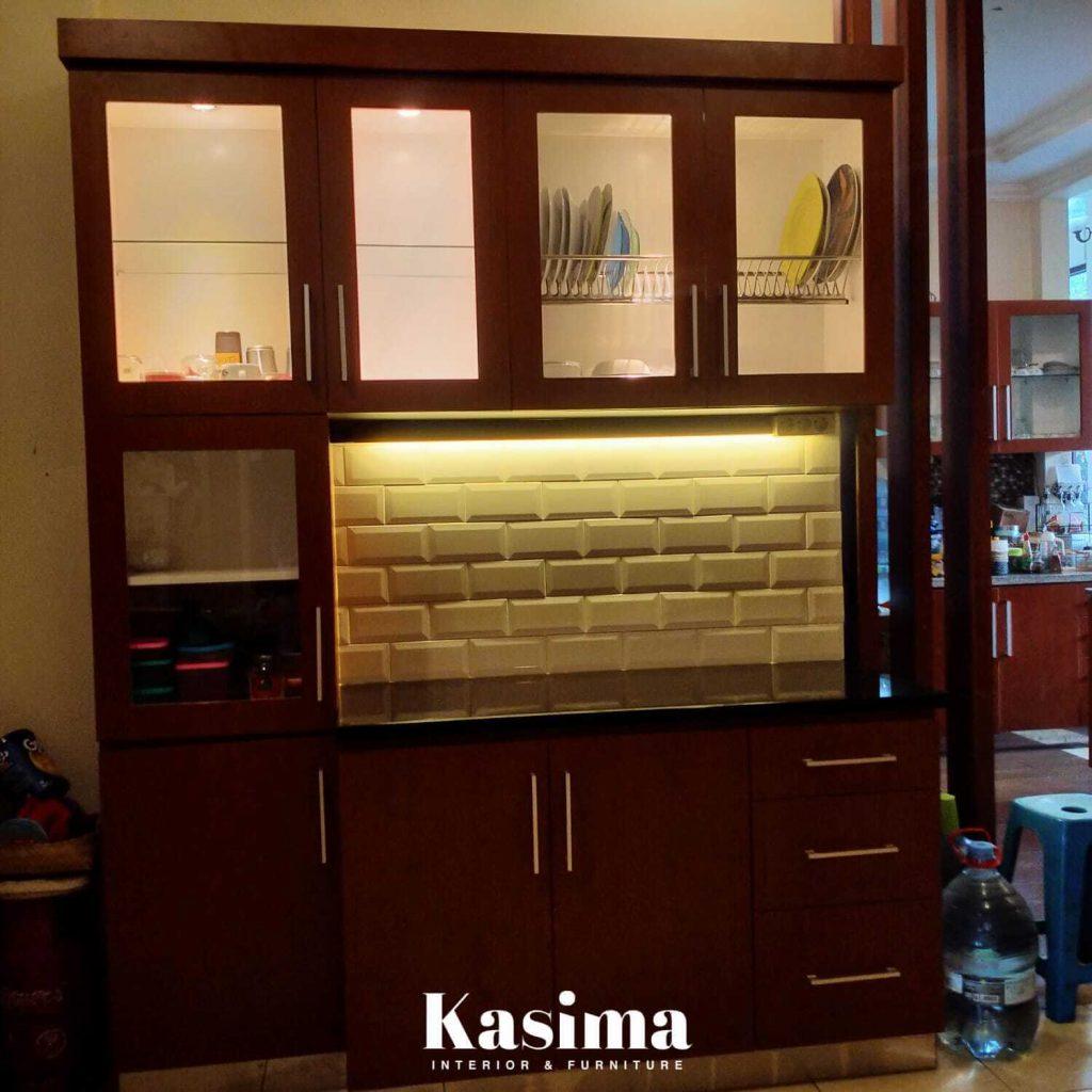 kitchen set klasik